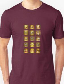 Modern Warfare Killstreak-App style Design Unisex T-Shirt