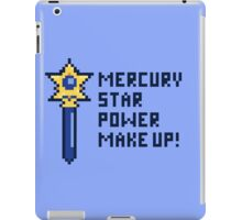 Mercury Star Power Make Up iPad Case/Skin