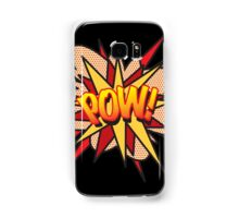 Comic Book POW! Samsung Galaxy Case/Skin