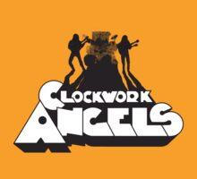 Clockwork Angels - Rush by oawan