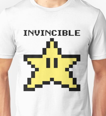 Invincible!! Unisex T-Shirt