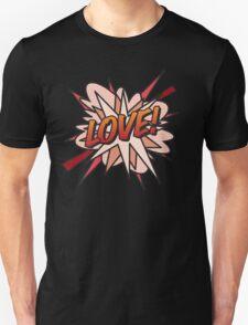 Comic Book LOVE! T-Shirt