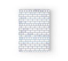Brick Wall - Blue Hardcover Journal