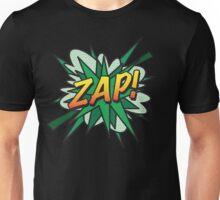 Comic Book ZAP! Unisex T-Shirt