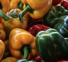 Peppers by Photokes