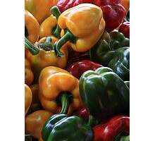 Peppers Photographic Print