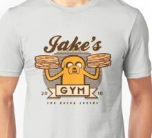 Bacon lovers gym Unisex T-Shirt