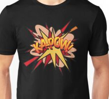 Comic Book KA-POW! Unisex T-Shirt
