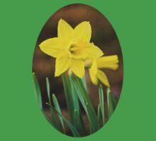 Beautiful Daffodils Kids Tee