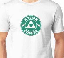 Hylian Coffee Unisex T-Shirt