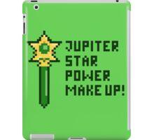 Jupiter Star Power Make Up iPad Case/Skin