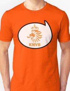 Netherlands / Holland Soccer / Football Fan Shirt / Sticker Unisex T-Shirt