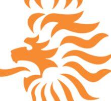 Netherlands / Holland Soccer / Football Fan Shirt / Sticker Sticker