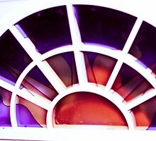 A plastic portal by Jaysen Edgin