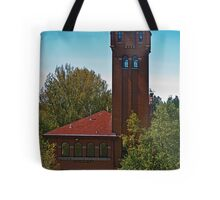 Milwaukee Station Tote Bag