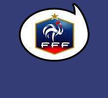 France Soccer / Football Fan Shirt / Sticker Womens Fitted T-Shirt