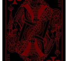 The King of the Crimson Death by CherryBlack