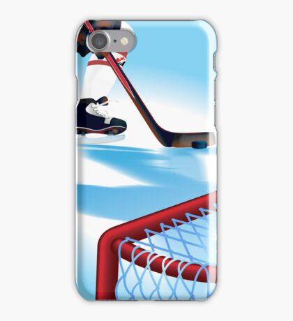 Hockey Player  iPhone 5 Case / iPhone 4 Case  iPhone Case/Skin