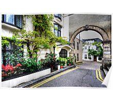 South Kensington Poster
