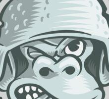 Dinkey King v2 (Official) Sticker