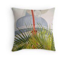 Key West Turret Throw Pillow