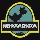 Mushroom Kingdom by Chefleclef