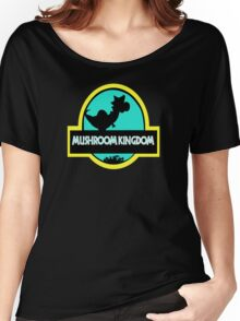 Mushroom Kingdom Women's Relaxed Fit T-Shirt