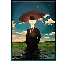 An Idea Photographic Print