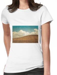 Parallel Womens Fitted T-Shirt