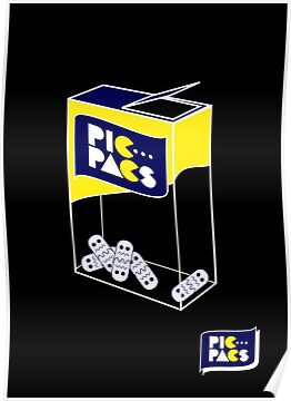 Pic-Pacs by the50ftsnail
