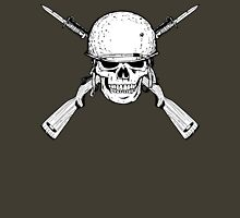 WW II M1 Carbine Jolly Roger Unisex T-Shirt