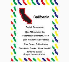 California Information Educational Unisex T-Shirt