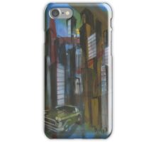 Big City Night Out iPhone Case/Skin