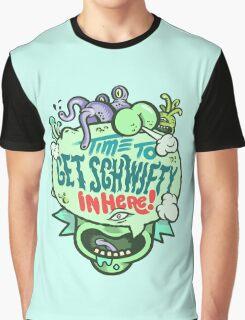 Get Schwifty Graphic T-Shirt