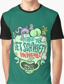 Get Schwifty (dark) Graphic T-Shirt