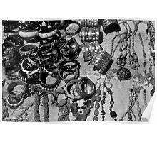 Bedouin Desert Jewellery Poster