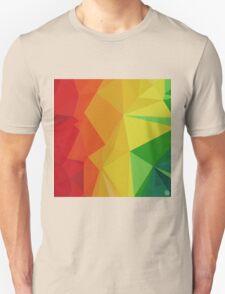 Blood Fire Earth - Rockett Unisex T-Shirt