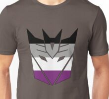 Decepticon Pride [Asexuality] Unisex T-Shirt