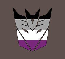 Decepticon Pride [Asexuality] Unisex T-Shirt