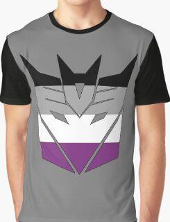 Decepticon Pride [Asexuality] Graphic T-Shirt