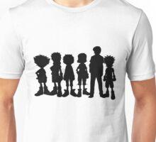 All leaders Digimon Unisex T-Shirt