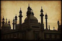 Royal Pavilion © by Dawn M. Becker