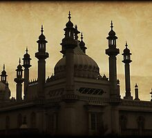Royal Pavilion © by Dawn M. Becker