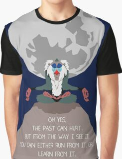 Rafiki -The Past Can Hurt- Graphic T-Shirt
