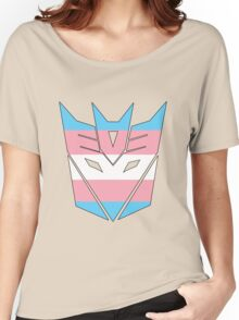 Deception Pride [Transgender] Women's Relaxed Fit T-Shirt