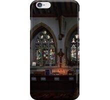 In St.Martin church iPhone Case/Skin