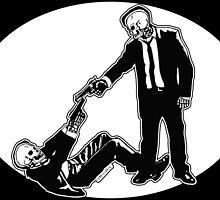 Mr White & Mr Orange by zombieCraig