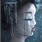Geisha in Snow: The Stoic Concubine by Barbora  Urbankova