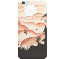 Blood Red Sky iPhone Case/Skin