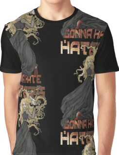 River Song: Haters Gonna Hate Graphic T-Shirt